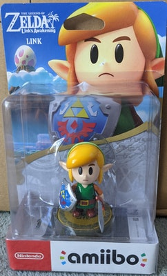 The Legend of Zelda: Link's Awakening Link Amiibo