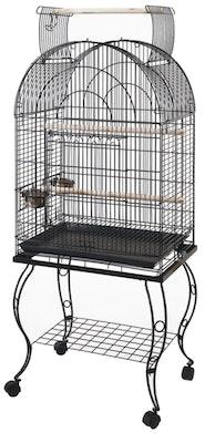 Bono Fido Parrot Cage 45700 24'' Dome Open Top