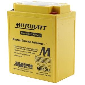 MB12U MotoBatt Quadflex 12V Battery