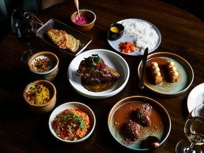 INDU Lamb Raan Banquet