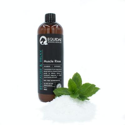 Equidae Magnesium Oil 500ml - Revitalise & Relax