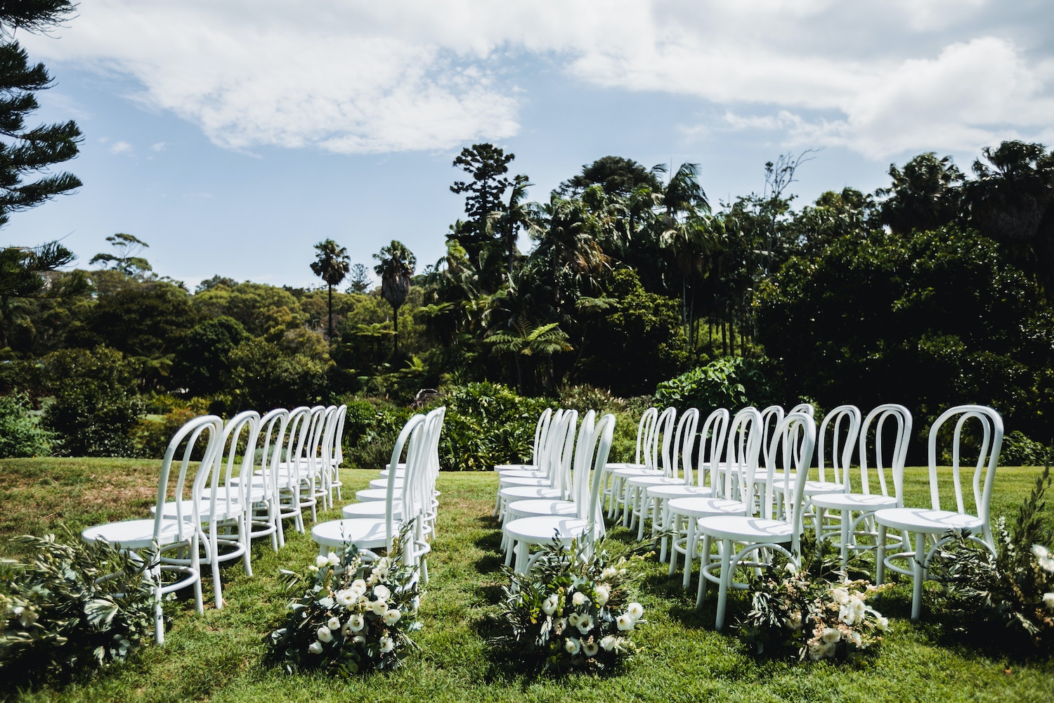 PARTY WITH WHITE WHITE WEDDINGS & EVENTS