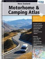 Hema Motorhome and Camping Atlas