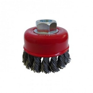 Josco 75mm Multi Thread Twist Knot Cup Brush