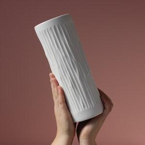 Paddle Pop Pattern Vase, Large