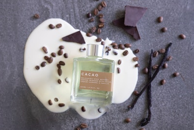 Emberfield CACAO Premium Reed Diffuser | Vegan Friendly, Cruelty Free, Phthalate Free