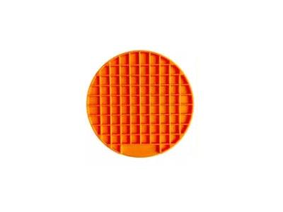 DoggieBalm Boredom Buster Lick Mat (Orange)