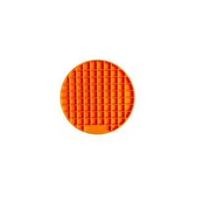 The Doggie Balm Co Boredom Buster Lick Mat (Orange)