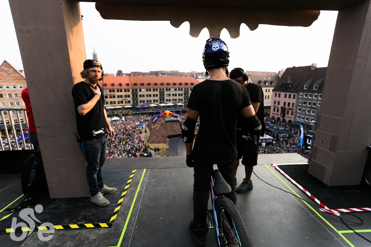 Telekom Best Trick Contest 2014 @ Red Bull District Ride