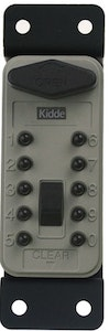 Kidde Touchpoint key cabinet replacement key pad in Clay colour