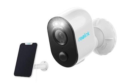 Reolink Argus 3 PRO Wireless Smart 2K 4MP Spotlight Security Camera with solar Panel