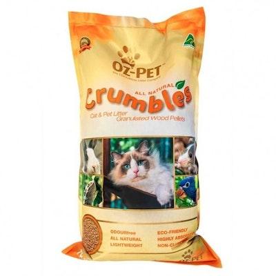 Oz-Pet Oz Pet Crumbles Cat & Pet Litter Odour Control 7kg