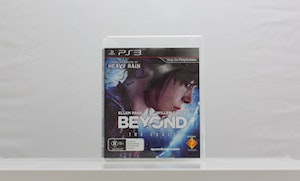 2 x PS3 TITLES - BEYOND TWO SOULS & HEAVENLY SWORD