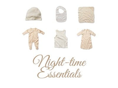 On Chic Baby Clothes Fibre for Good Organic Baby Night-Time Essentials 2020