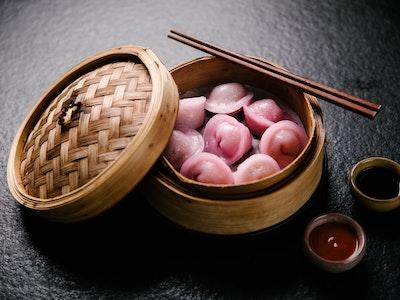 Roast Duck Dumplings 8pc
