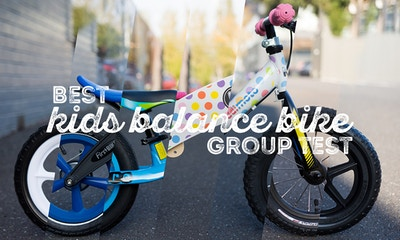 The Balance Bike Group Test