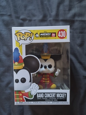 90 Years Band Concert Mickey