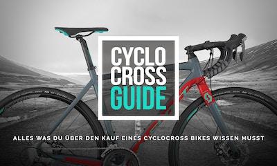Cyclocross Kaufberatung – Der umfassende Ratgeber für Einsteiger & Fortgeschrittene