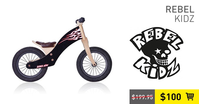 Rebal Kidz Run Bike