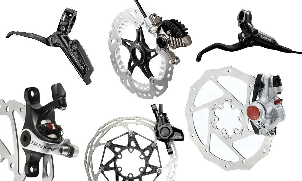 mountain bike disc brakes bikeexchange