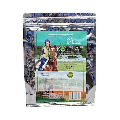 Farmalogic Releaf Gut Health Horse Feed Supplement - 2 Sizes