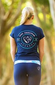 Bare Equestrian Emblem T-Shirt