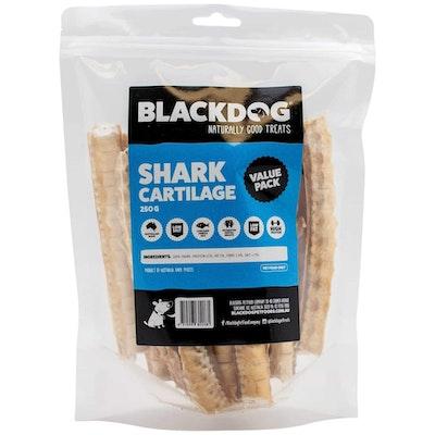 Black Dog Shark Cartilage Dog Treats Value Pack 250G