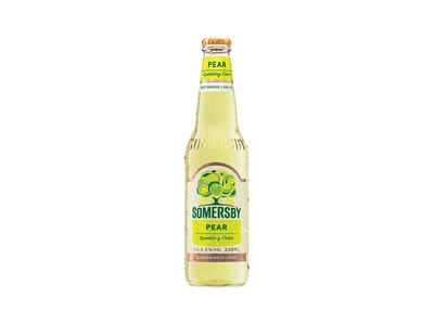 Somersby Pear Cider Bottle 330mL