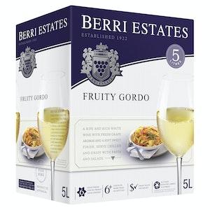 Berri Estates Fruity Gordo Cask 5L