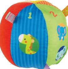 Chicco Musical Ball First Activity Toy