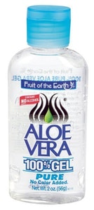 Fruit of the Earth Aloe Vera Gel 56g