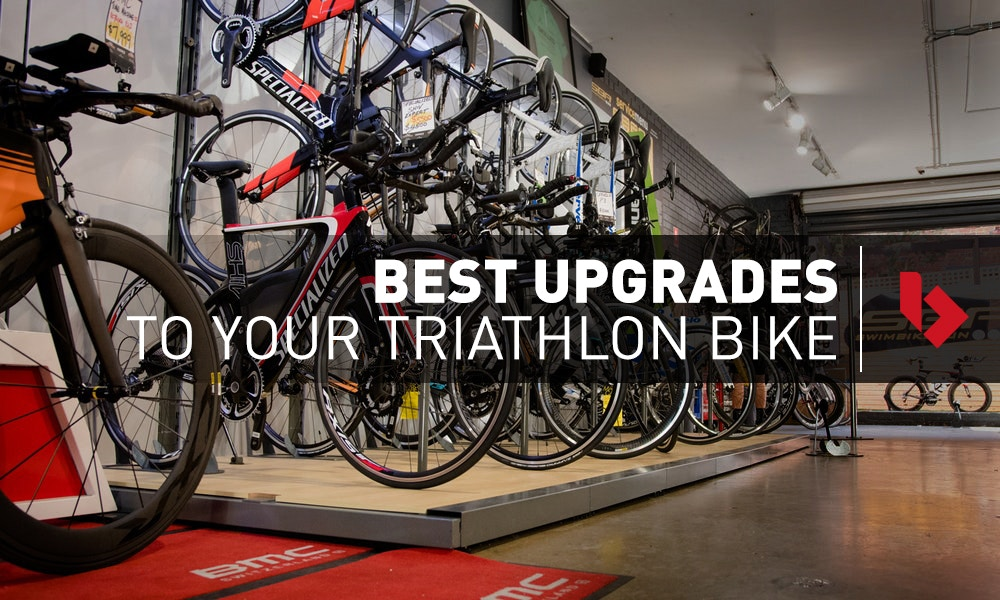 The Best Upgrades For Your Triathlon Bike