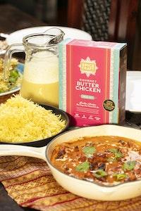 Gourmet Butter Chicken Meal Kit