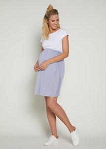 Sprout Maternity Lalin Nursing Dress