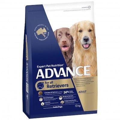 Advance Adult Retriever Dry Dog Food 13kg