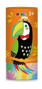 Avenir - Silky Crayons - Toucan