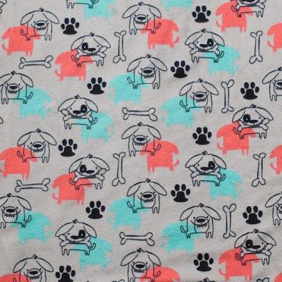 La Doggie Vita Novelty Flat Bed Spare Cover