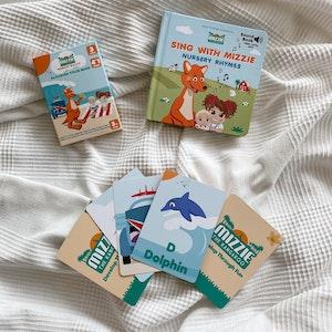 Mizzie the Kangaroo Mizzie 'Queensland Explorer' Toddler Gift Set