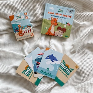 Mizzie the Kangaroo Mizzie 'Queensland Explorer' Toddler Gift Set