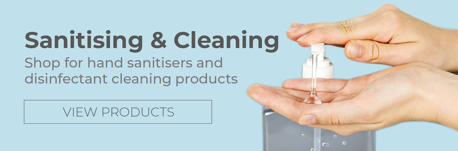 Shop for Sanitisers & Disinfectant Products