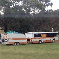 Merimbula Lake Holiday Park offers magic views, affordable price plus $10 sites for fully self-contained vehicles
