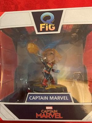 Captain Marvel Q-FIG Figure Marvel Figurines - New in Box
