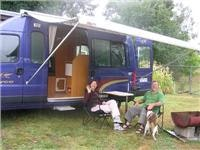 Campervan comfort makes home any place at all for GoSee