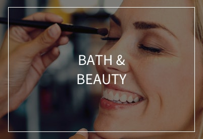 image of bath and beauty