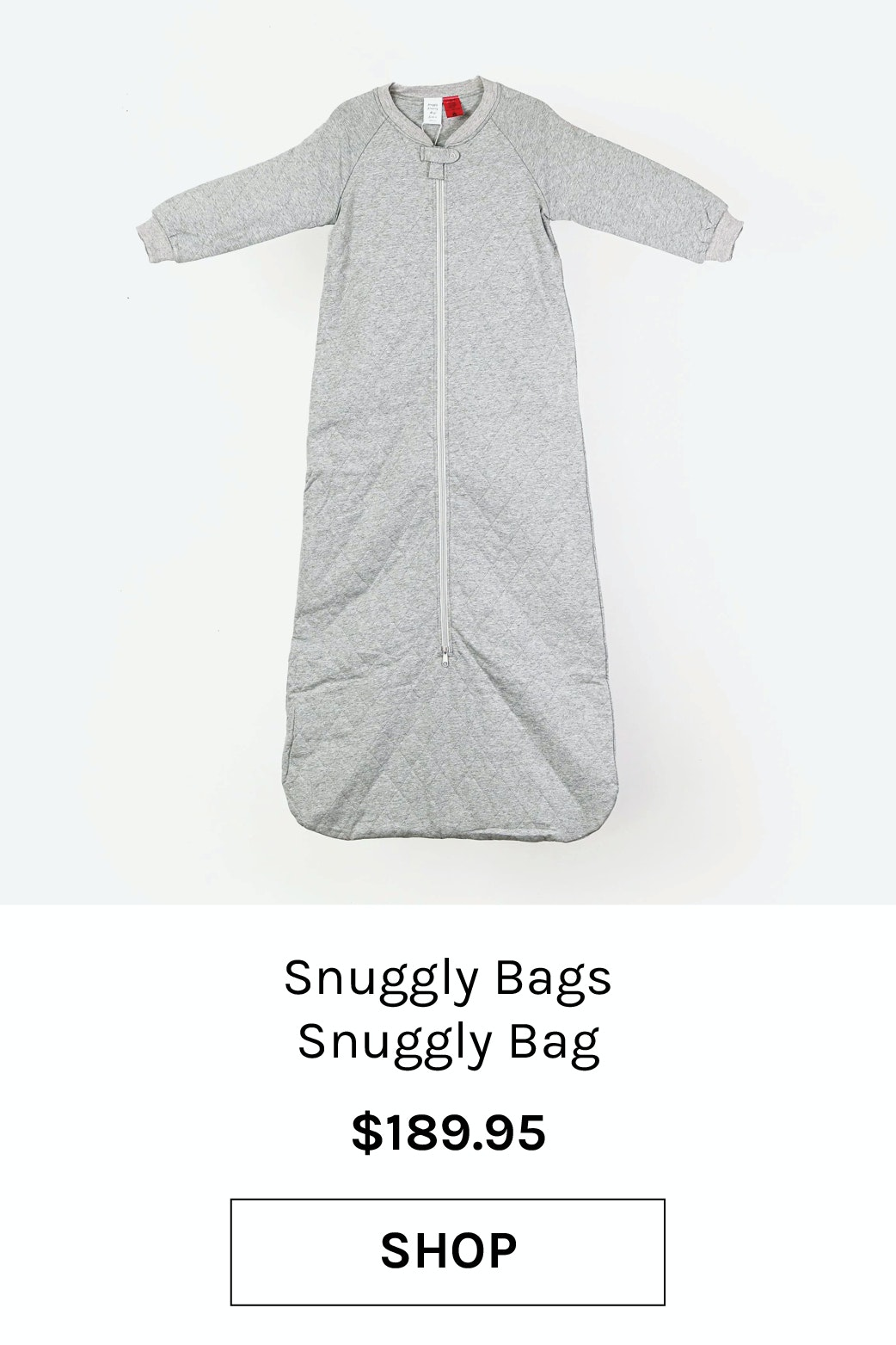 Snuggly Bags Snuggly Bag