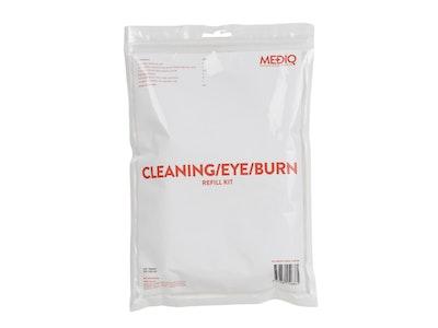 Mediq First-Aid Refill - No. 4 Cleaning / Eye / Burn