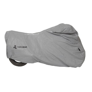 Fleece Lined Motorcycle Cover - Large