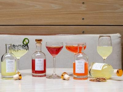 Shaken Cocktail Set (8 Serves)