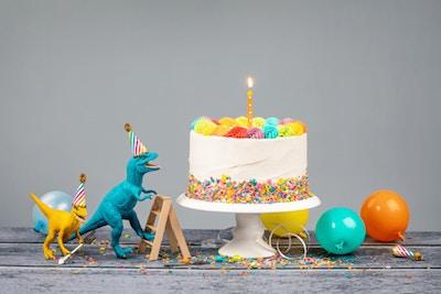 Dino-Party: Das große Abenteuer am Kindergeburtstag