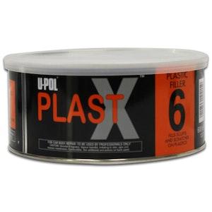 Plast X 6 Plastic Filler 600ml